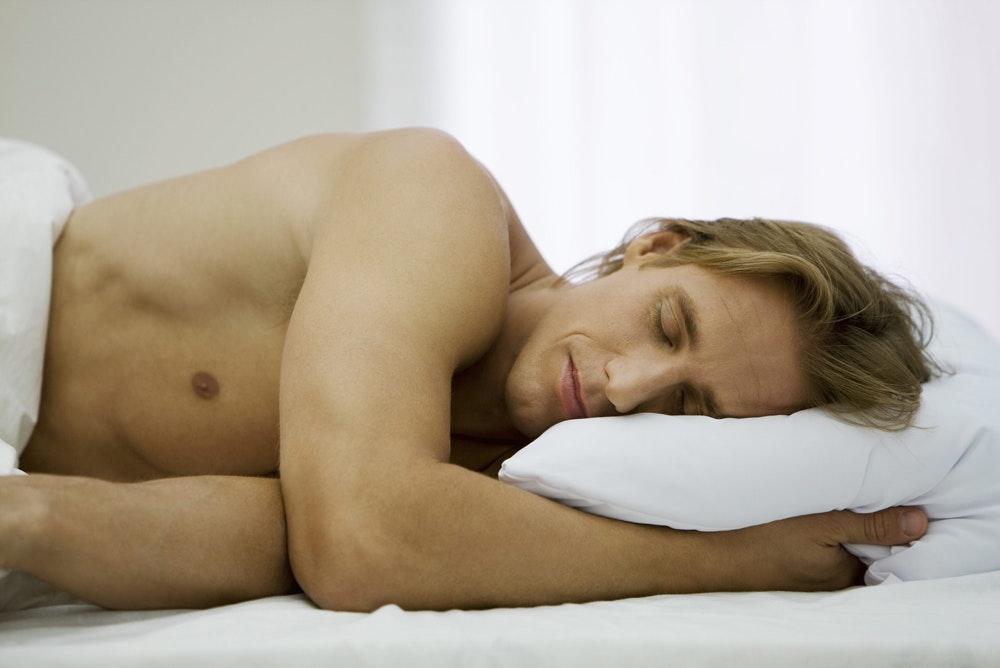 bästa sovställning ryggont