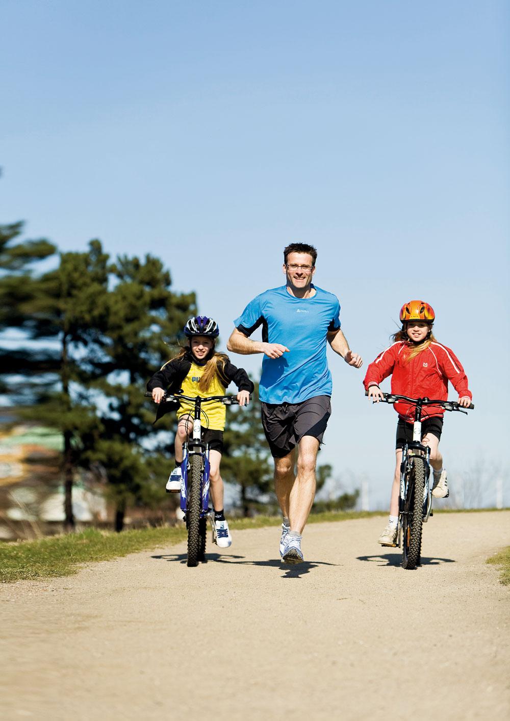 Træn med dine børn | Aktiv Træning