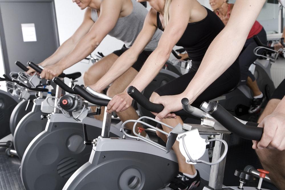 spinning bra för viktnedgång