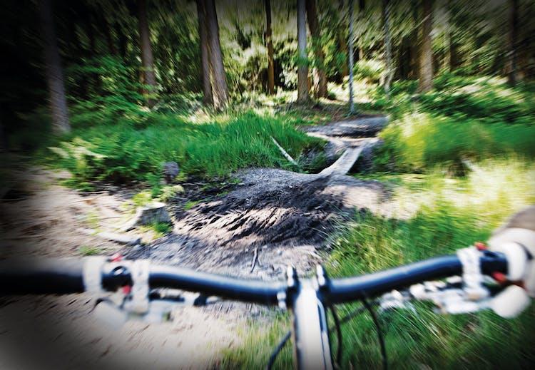 5e8b1042986 Mountainbike – Lær teknikken her og undgå fejl | Aktiv Træning