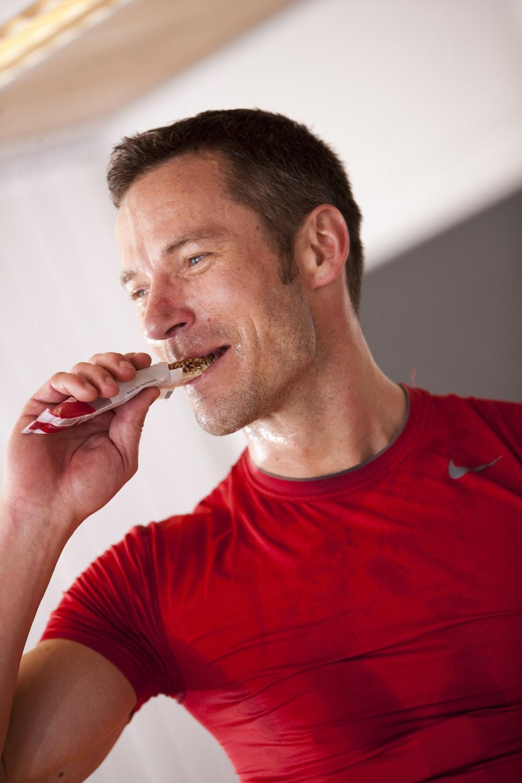 godt at spise inden træning