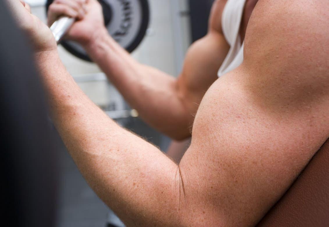 kan man träna när man har träningsvärk