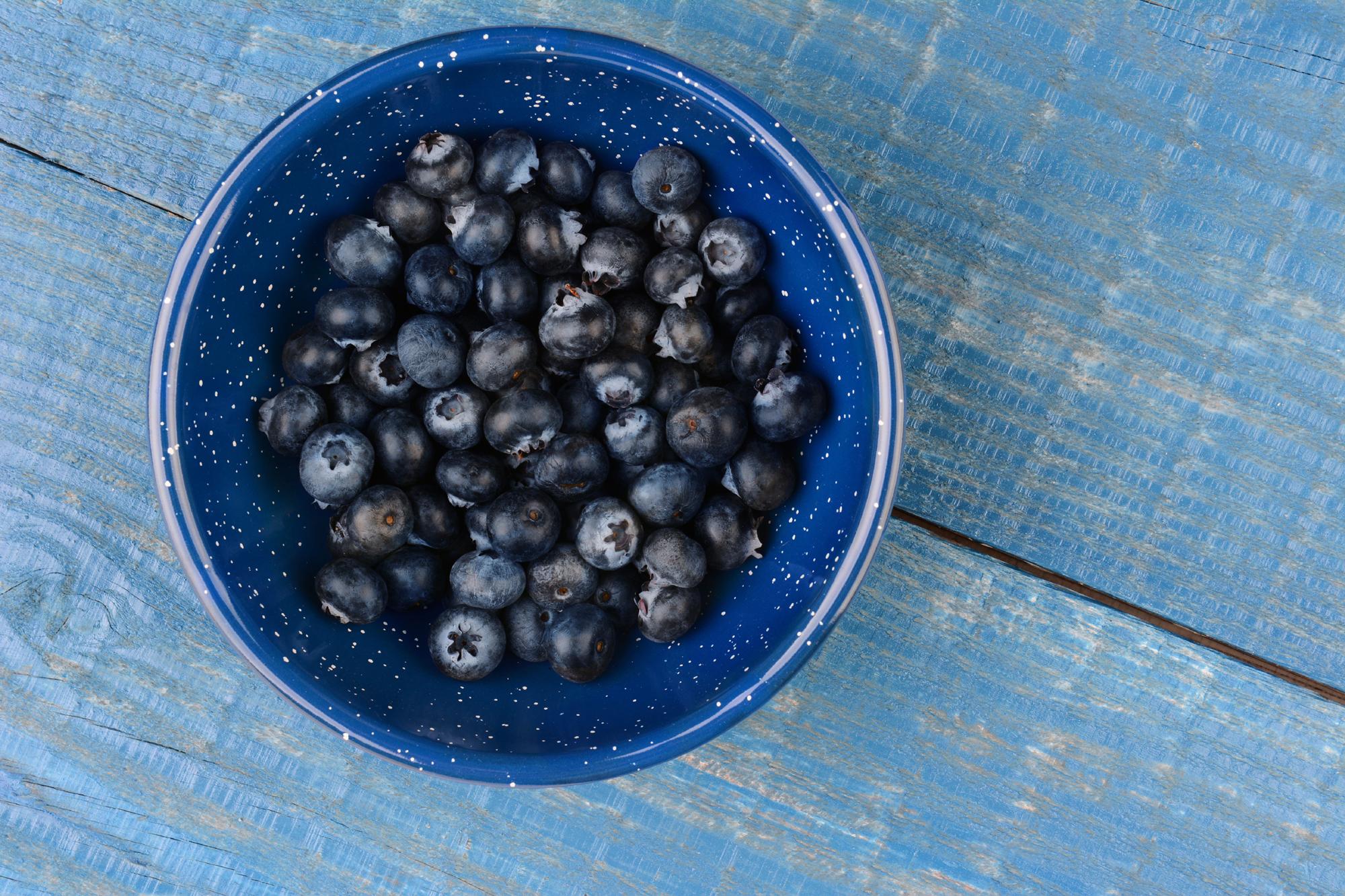varför är blåbär nyttigt
