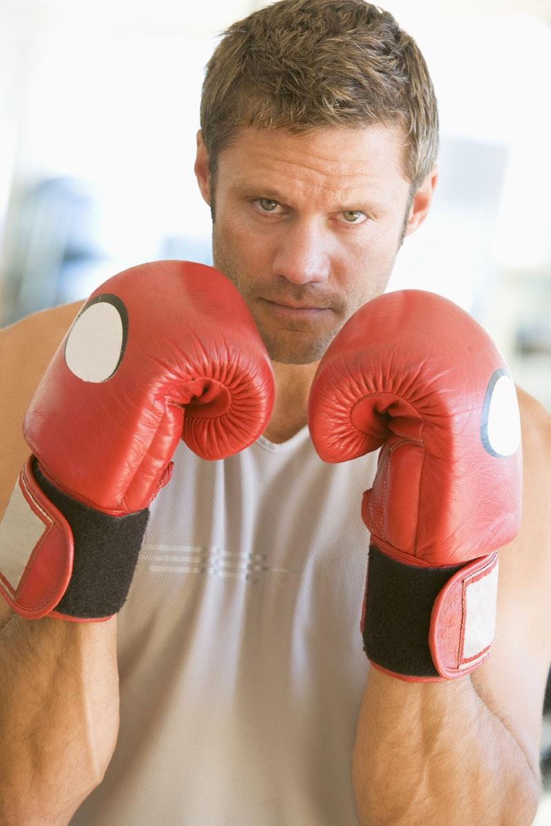 Bra boxning det viktigaste