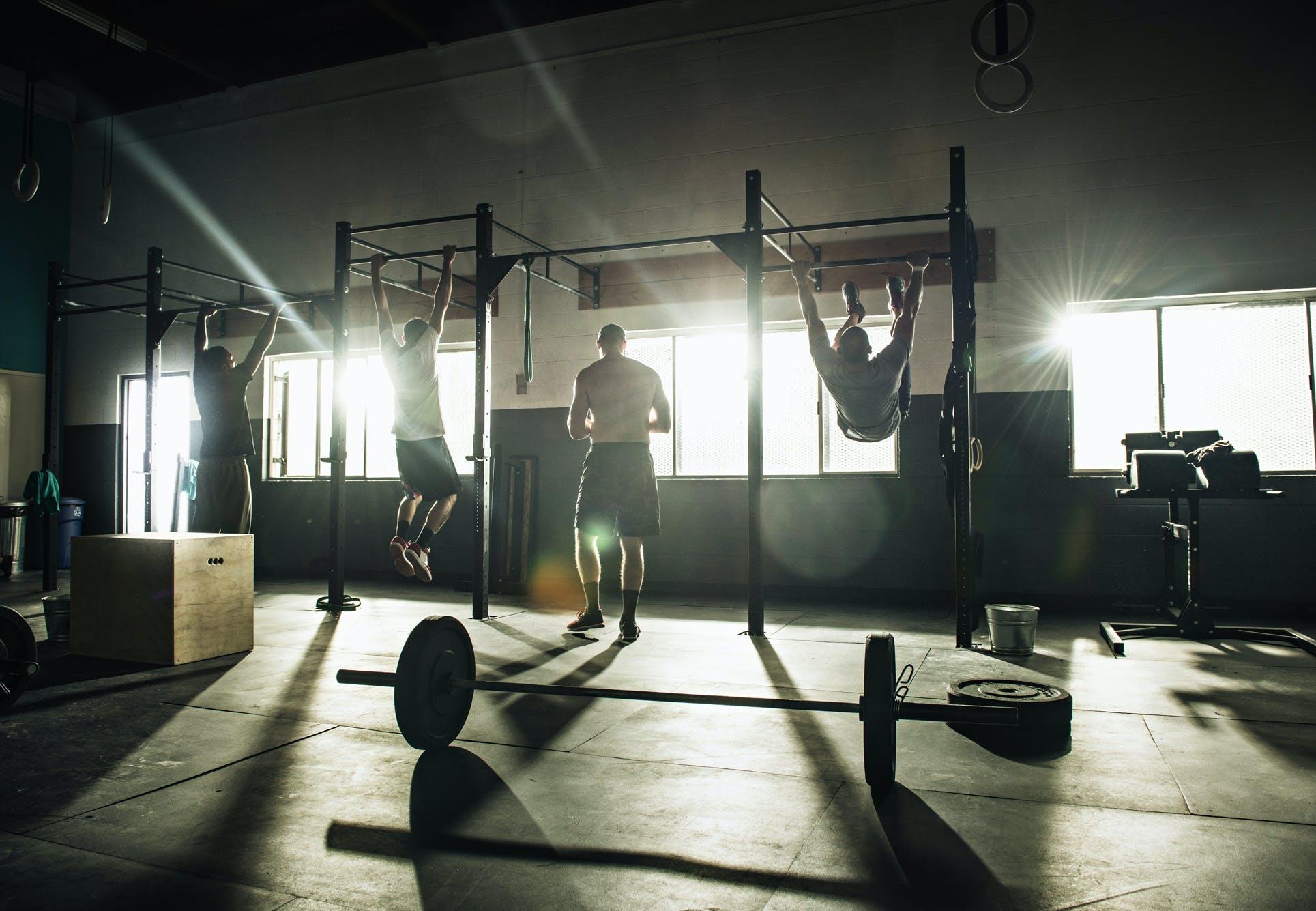 Crossfit øvelser til hjemmetræning | Aktiv Træning