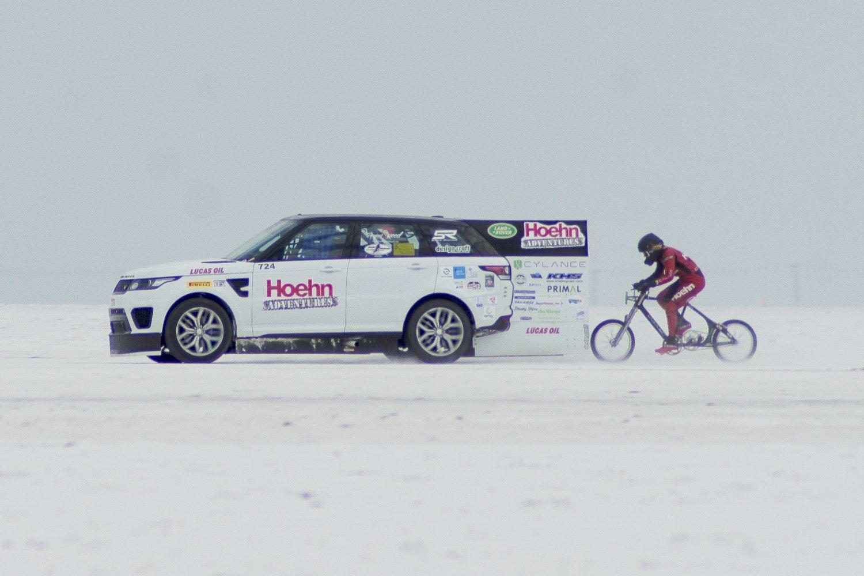 VIDEO: Verdens hurtigste kvinde på hjul | Aktiv Træning