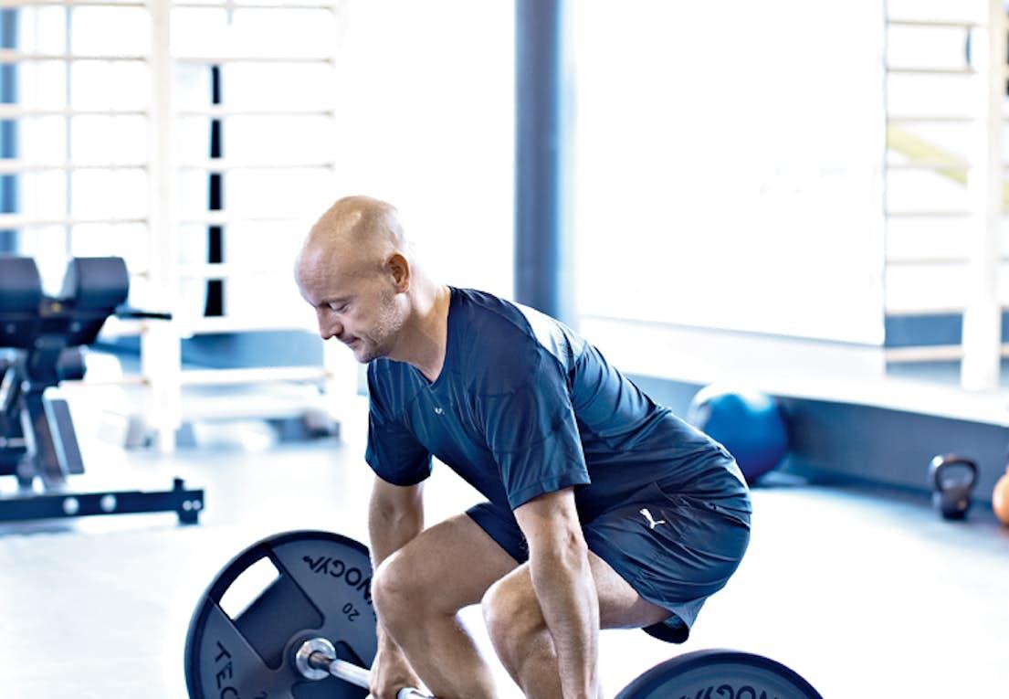 Toppen Styrketräning: Lyft vikter - det är hälsosamt | Aktiv Träning XI-44