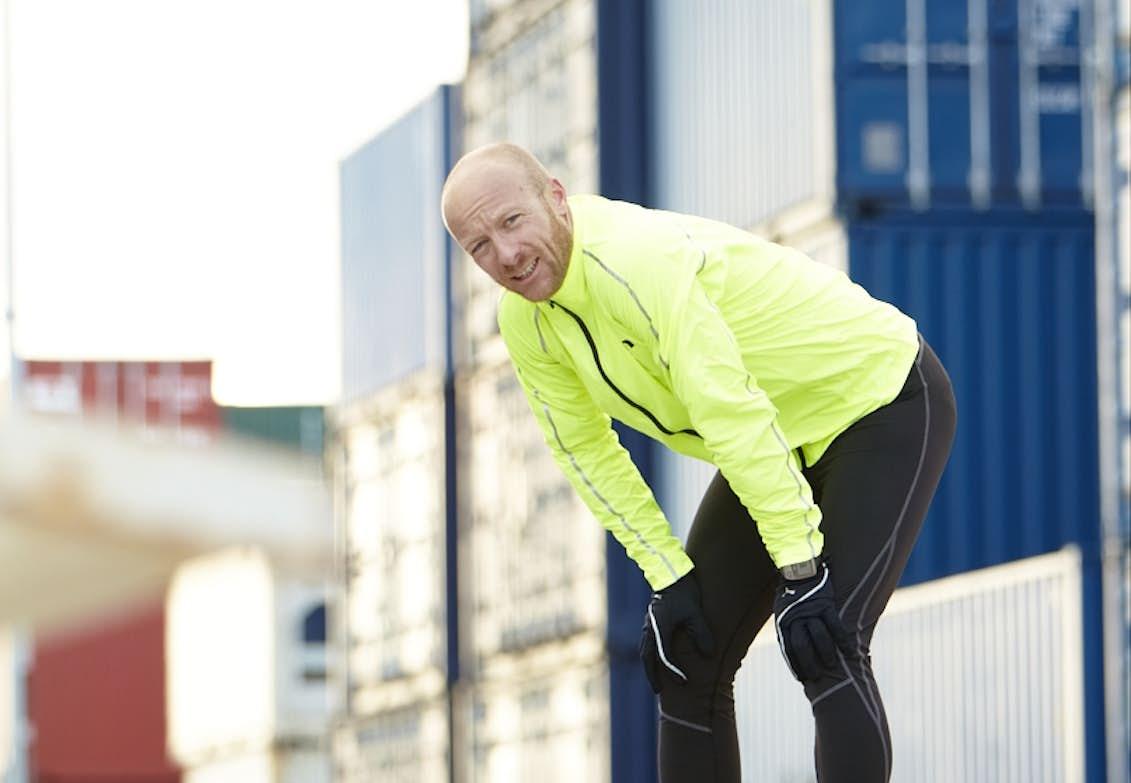 jogga eller gå