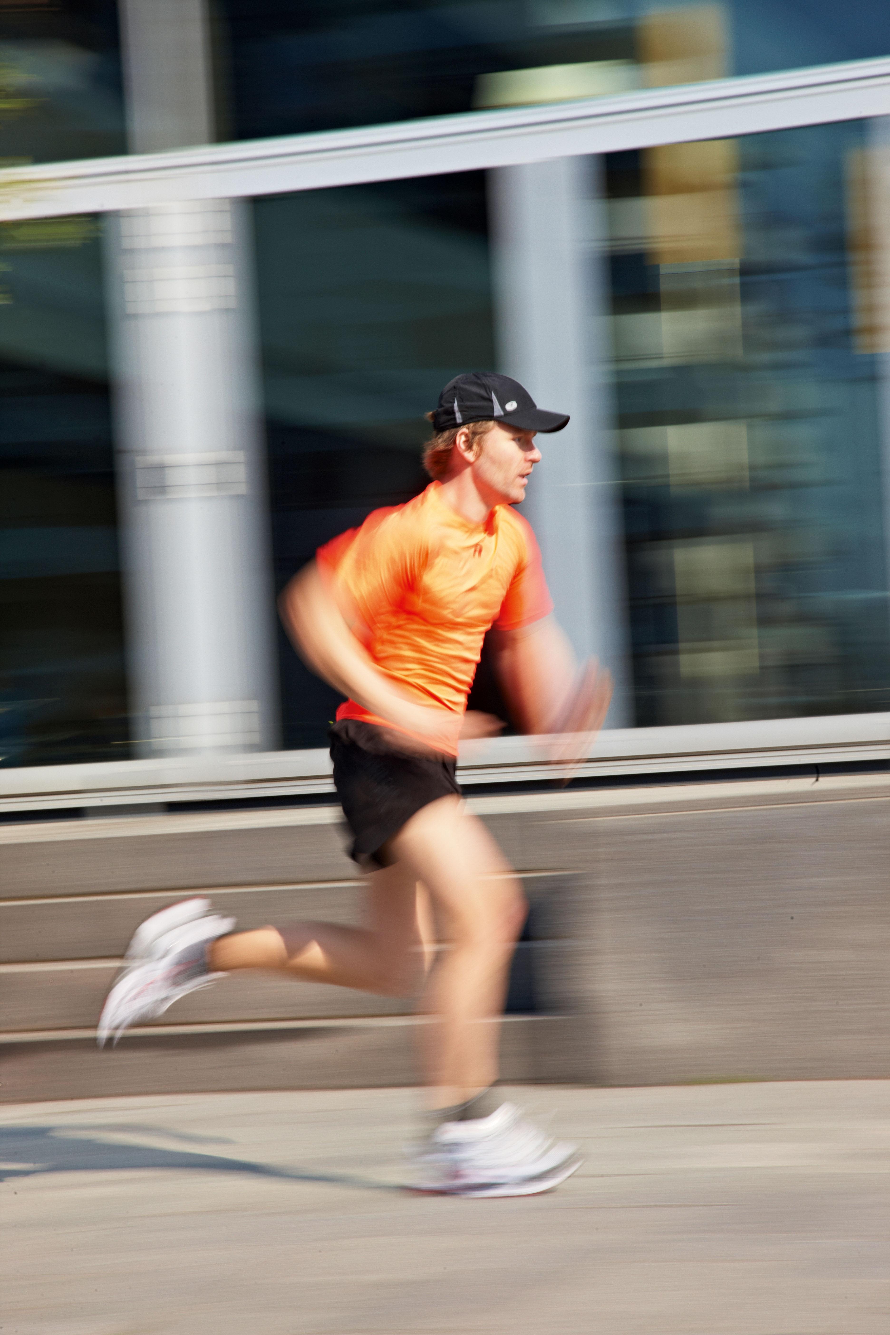 Løbe T shirt: Test og anmeldelse af løbe T shirt 2012