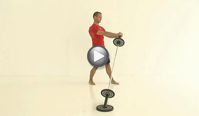 Full contact twist og corner press - Tab dig med styrketræning   Aktiv Træning