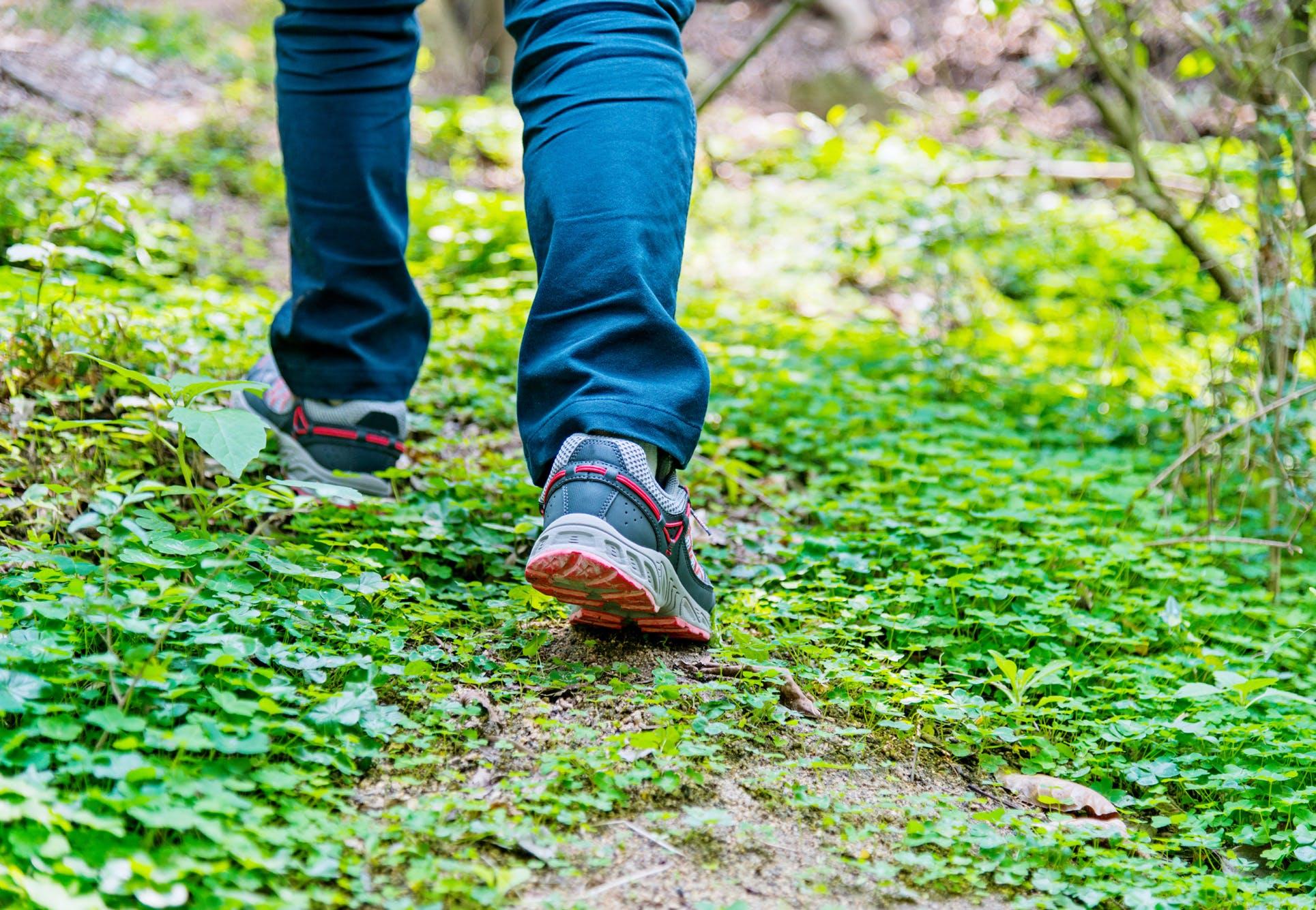 Kan jeg tabe mig ved at gå? | Aktiv Træning