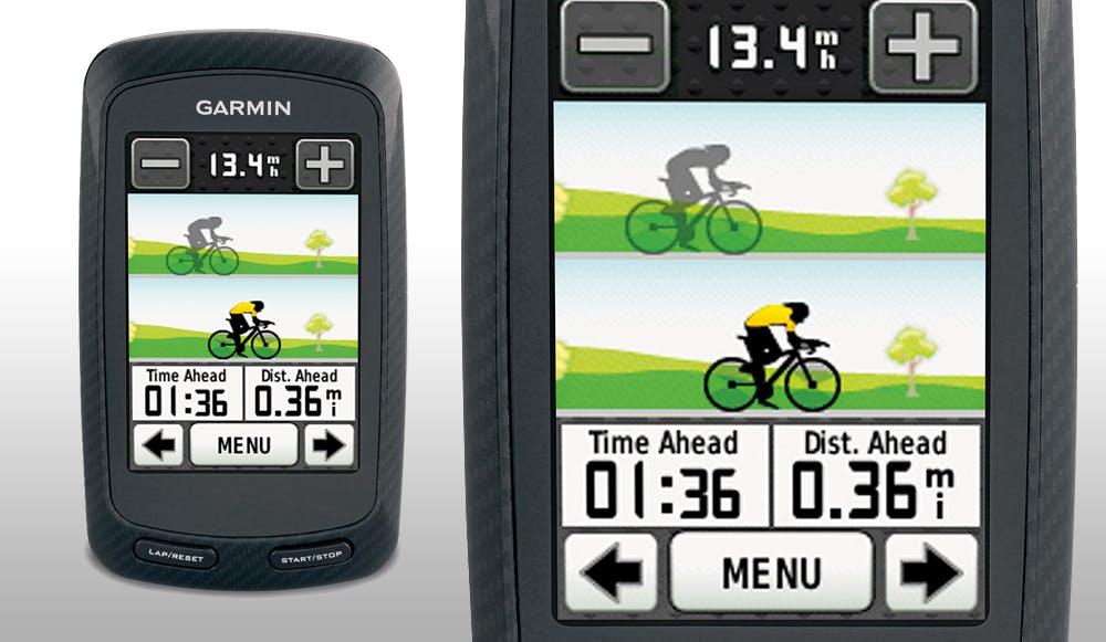 sykkel gps med kart Garmin Edge 800   Anmeldelse | Aktiv Trening sykkel gps med kart