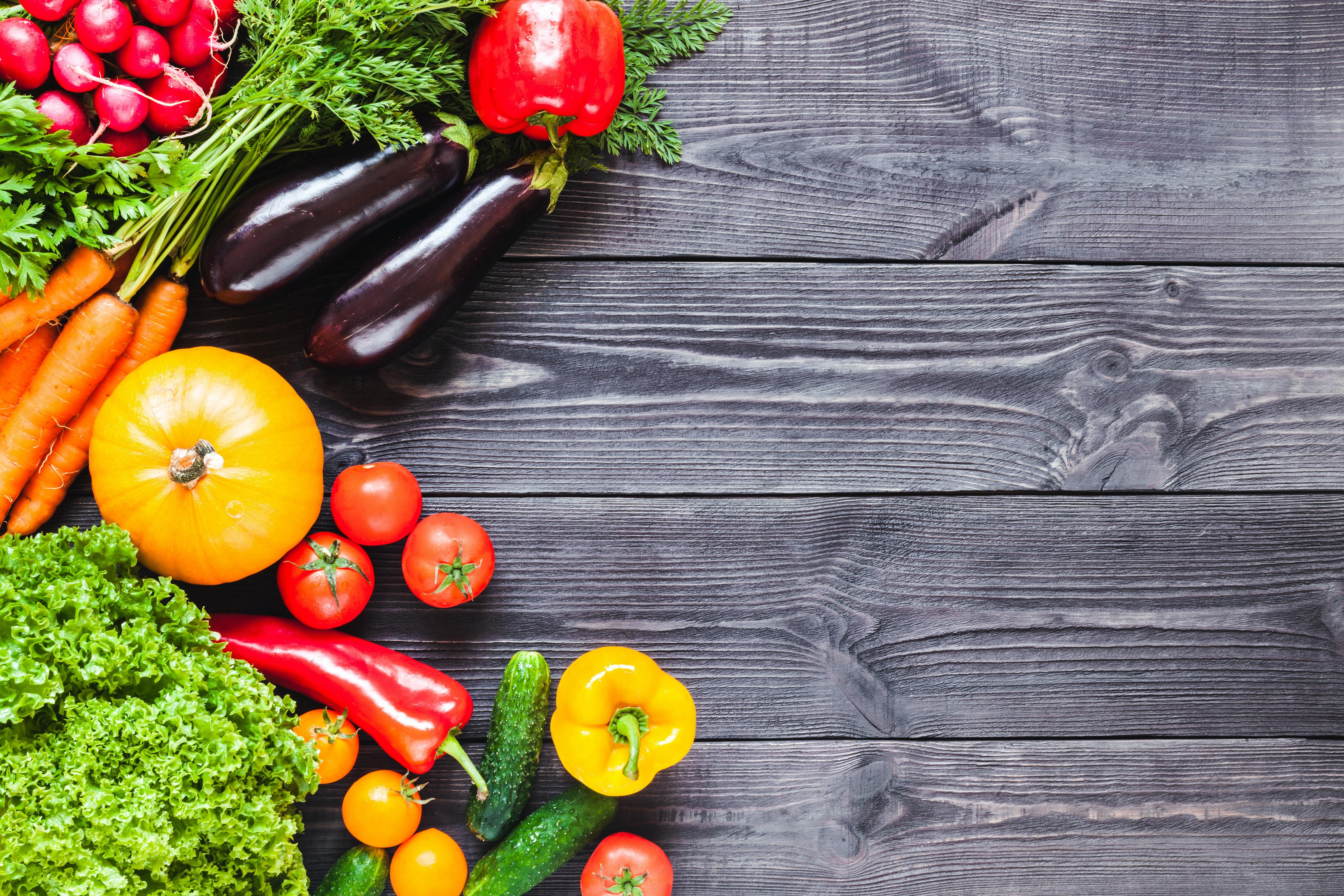vilka grönsaker innehåller protein