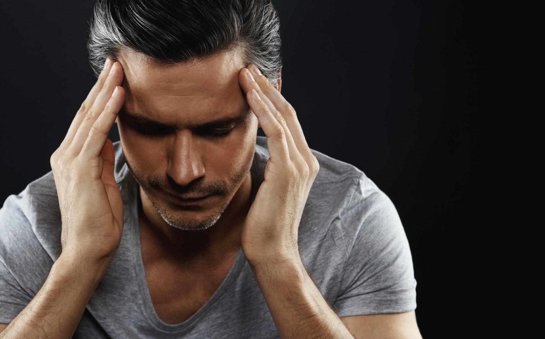 huvudvärk dagen efter träning
