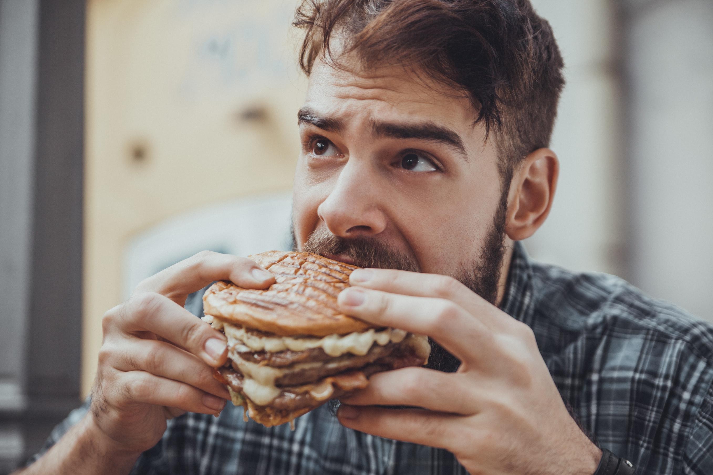 sluta äta kolhydrater