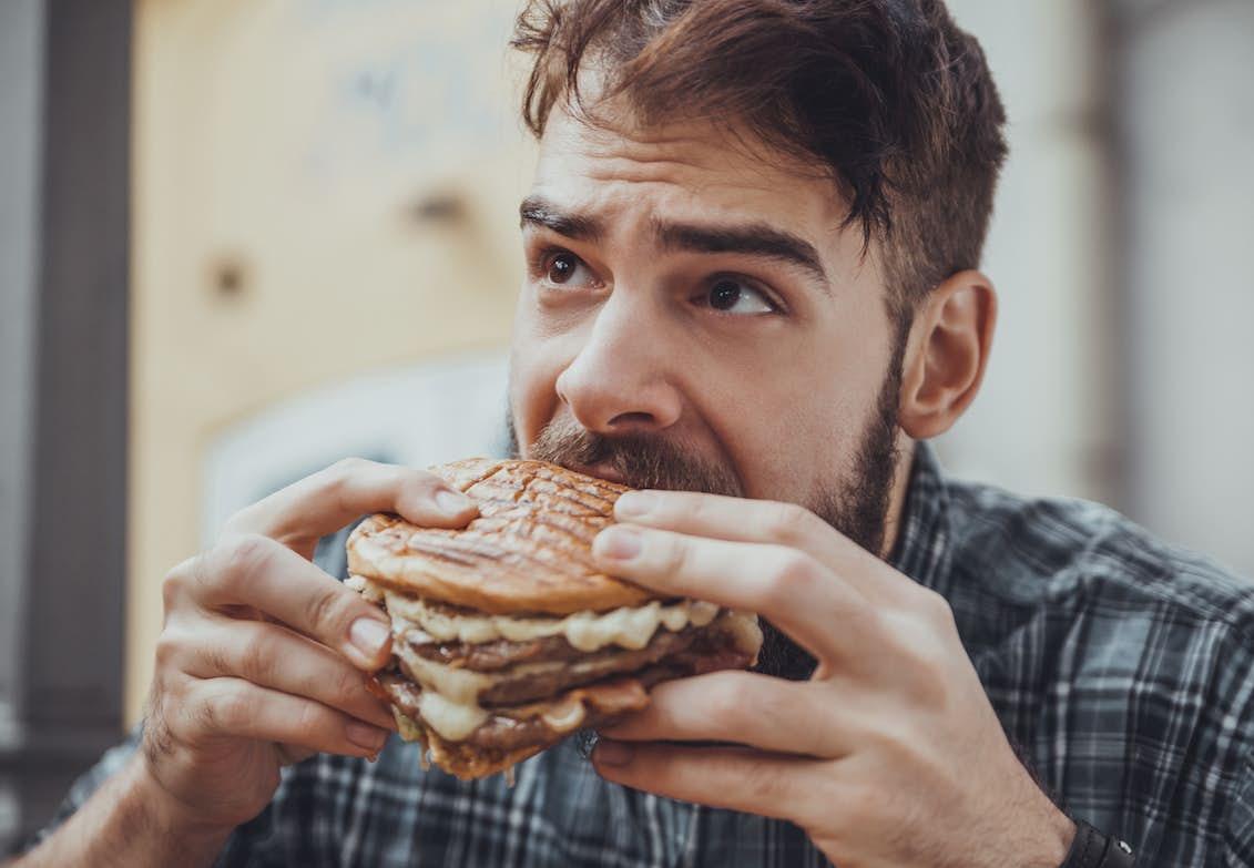 vad händer om man slutar äta