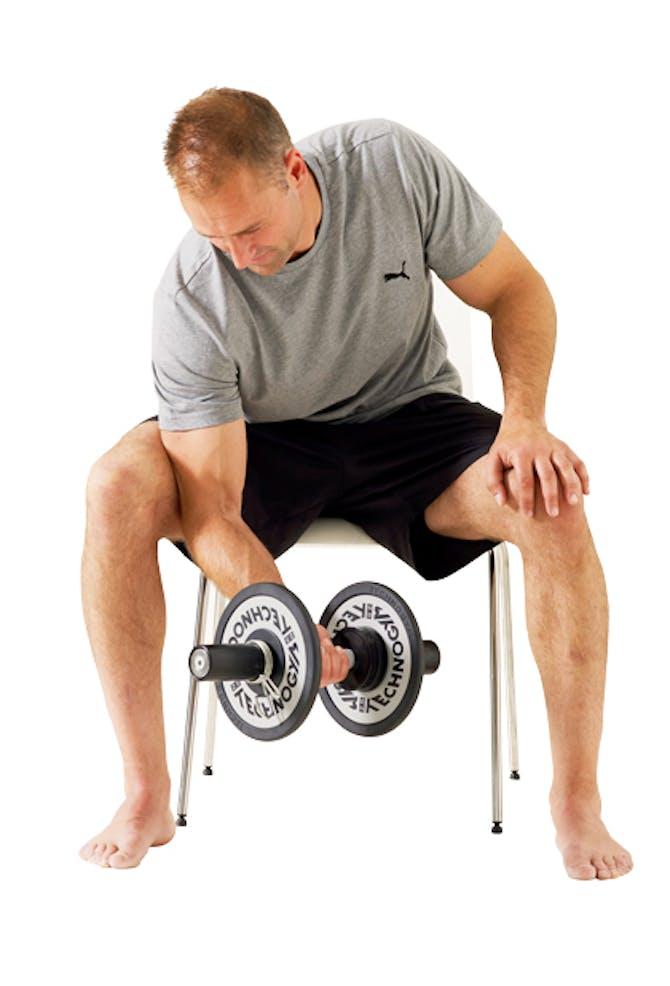 Trening med dumbbells manualer | treningsprogram | abilica.