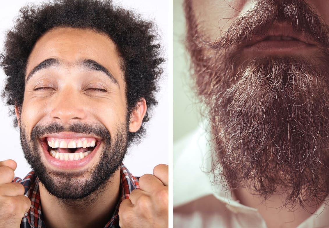 hur mycket växer skägg per dag