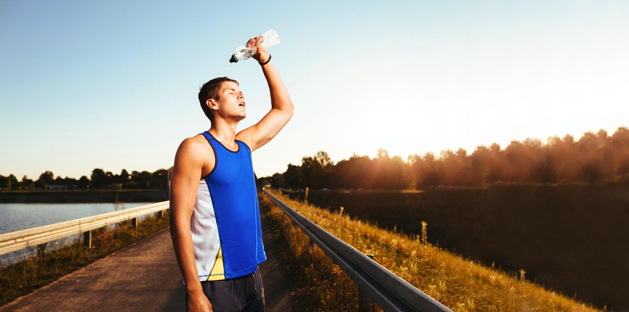 kalorieberegner løb