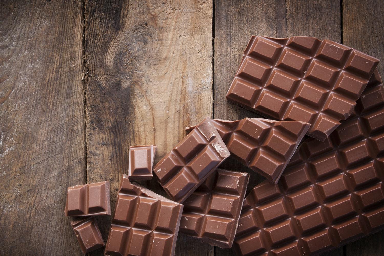 chokolade er sundt