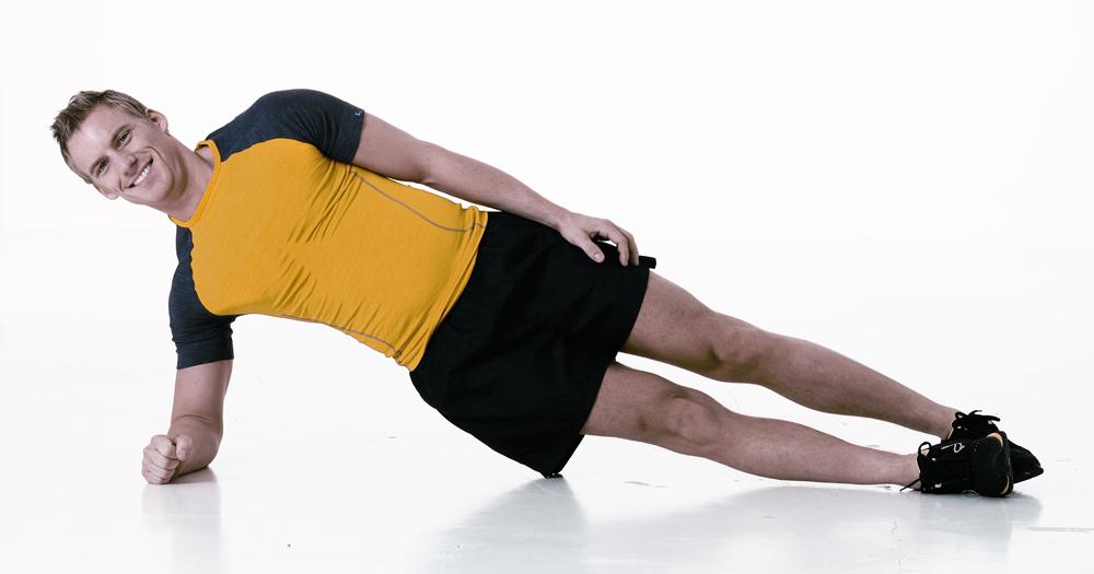 trening styrketrening six pack en virkelig effektiv mageovelse