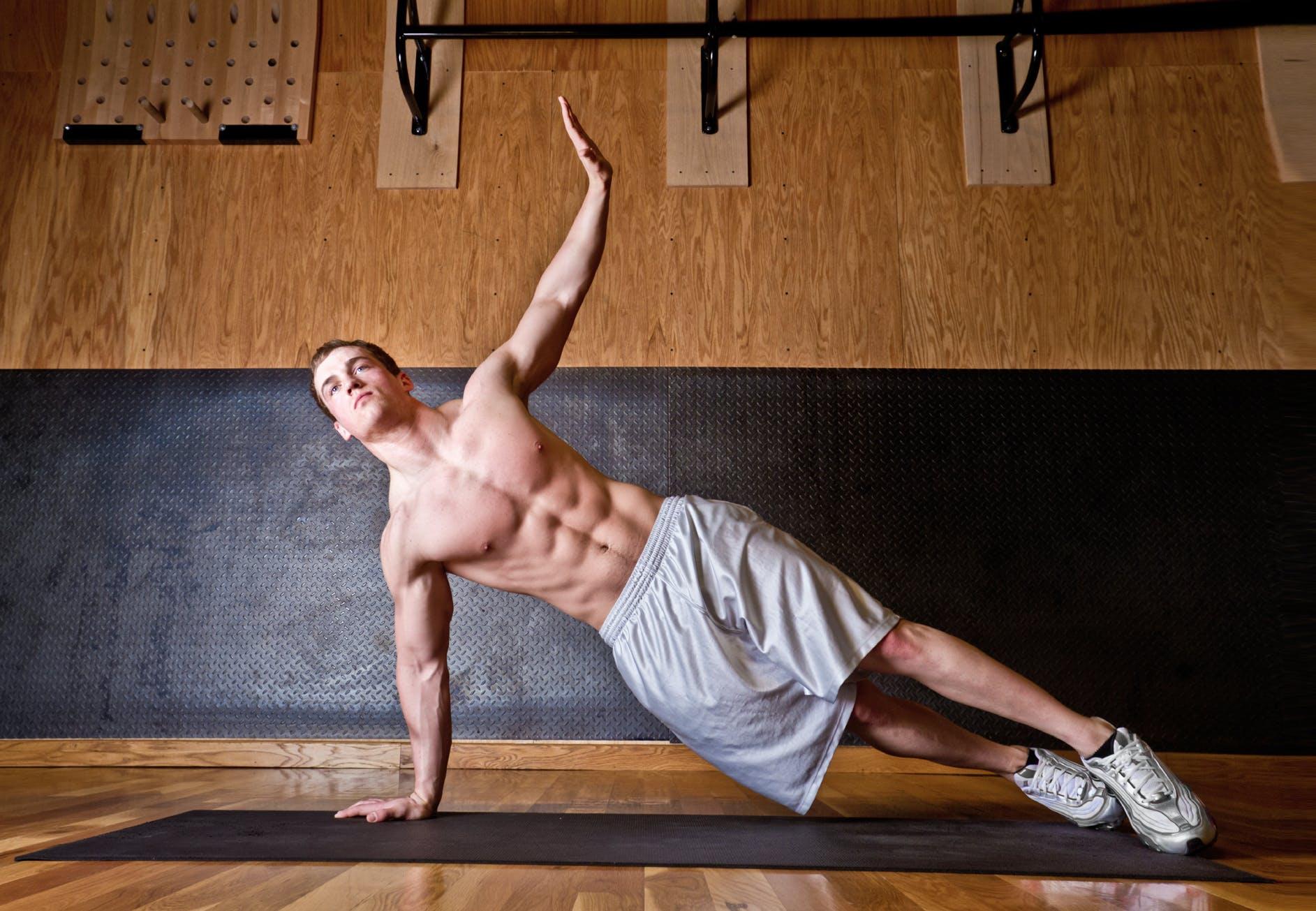 slanking uten trening