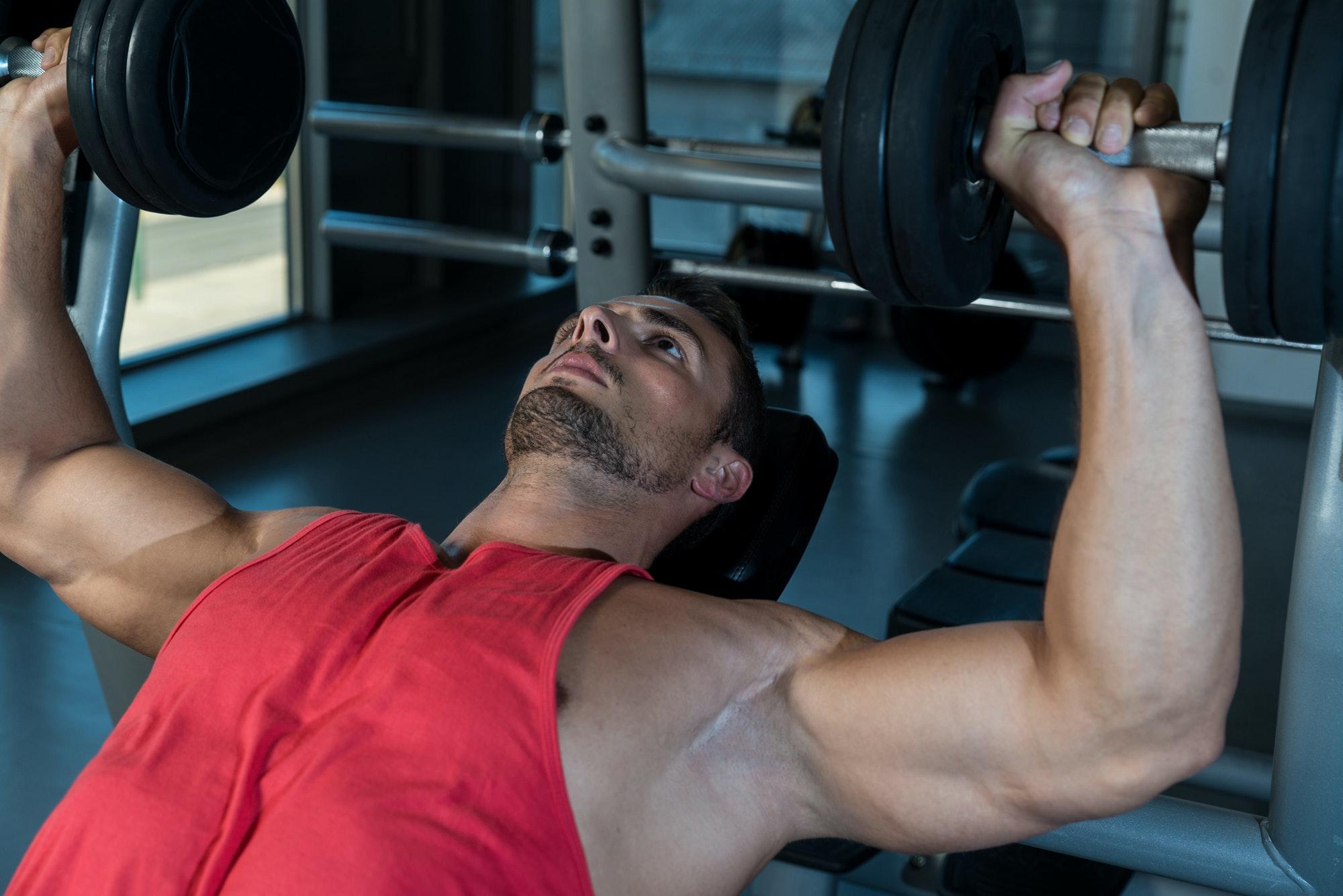 viktminskning träning gym