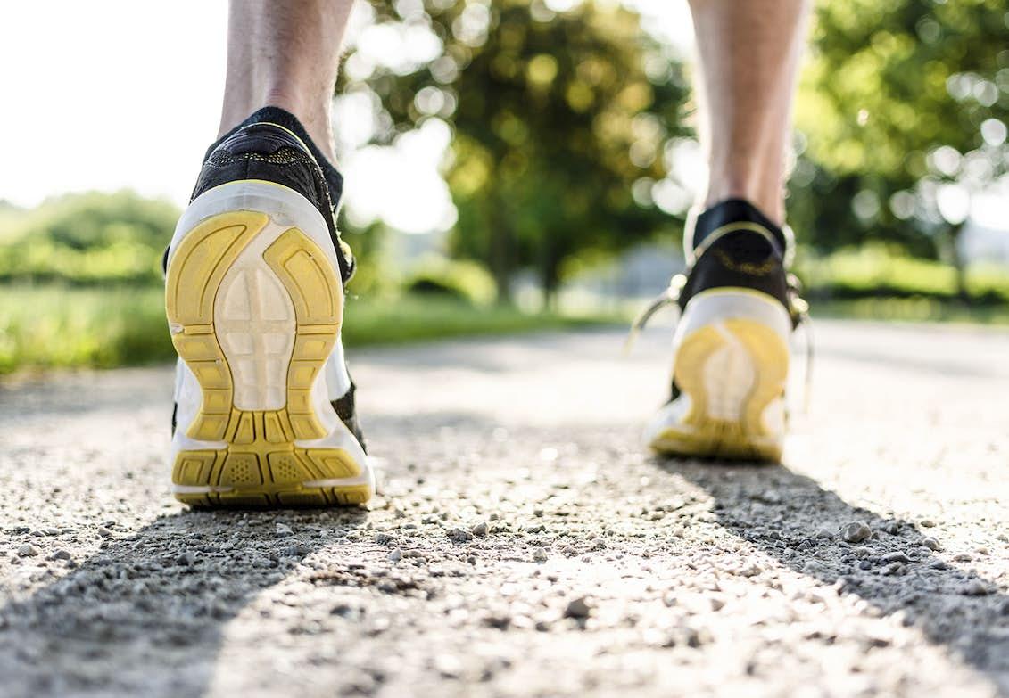 gå ned i vikt löpning