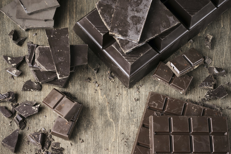 bra mörk choklad