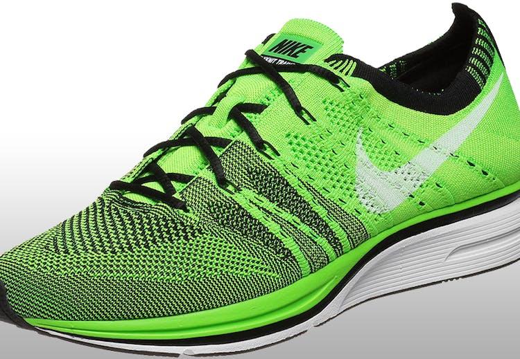 e93e2e29843d Nike Free-sko til løberen. Produktinfo Letvægtsløbesko til neutraleløbere.  Sømfri Flyknitoverdel og blød Lunarlon-mellemsål. Vægt  243 gram (str. 44).