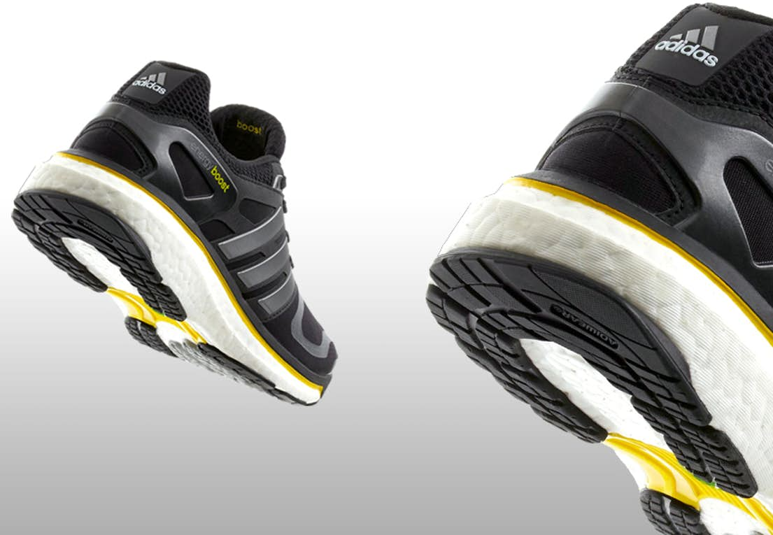 outlet store 46e29 c82ad Adidas Energy Boost - löparskor - produkttest   Aktiv Träning