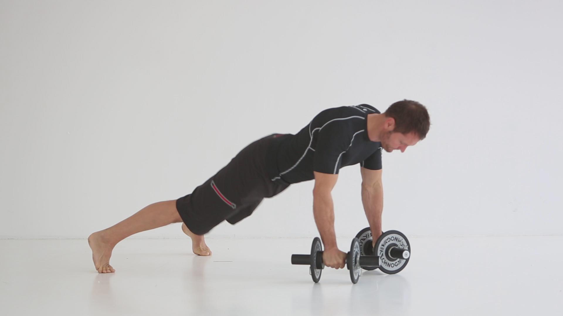 styrkeovelser for mage