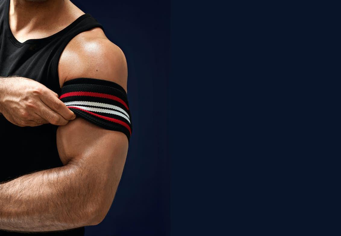 hur får man större muskler