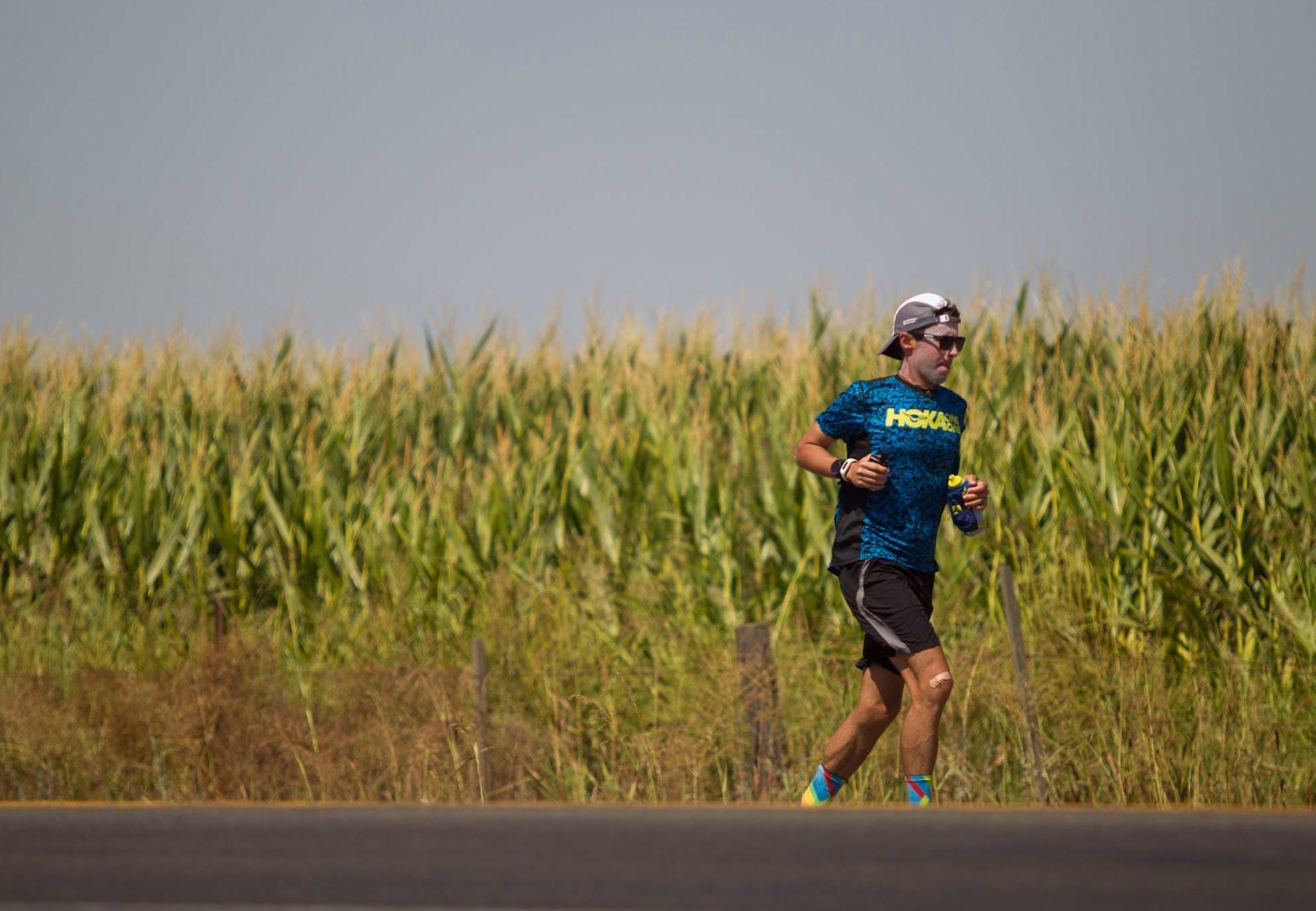 Utrolig løberekord – Pete er virkelighedens Forrest Gump | Aktiv Træning