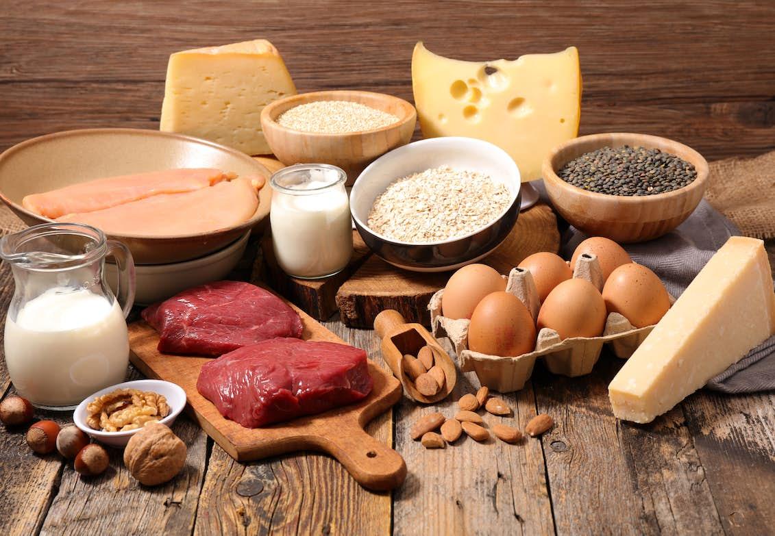 vad är protein bra för