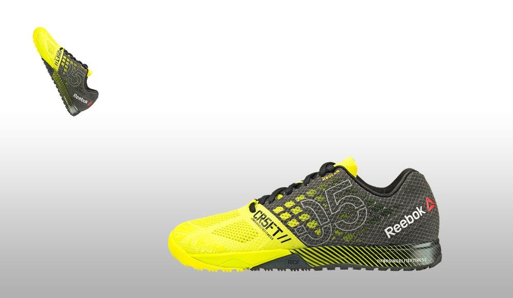 bedste crossfit sko
