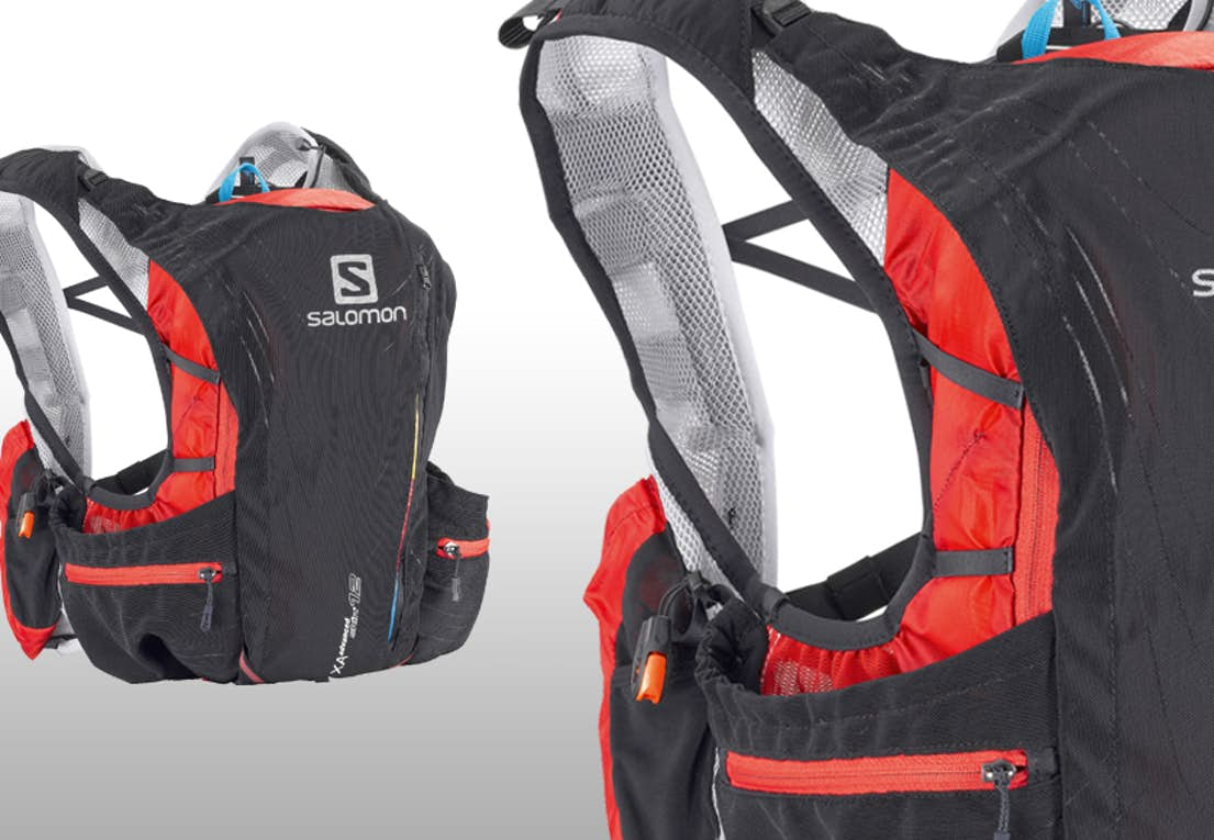 Salomon Adv. Skin S-Lab Hydro 12 - ryggsäck - produkttest  6633a0f95d10c