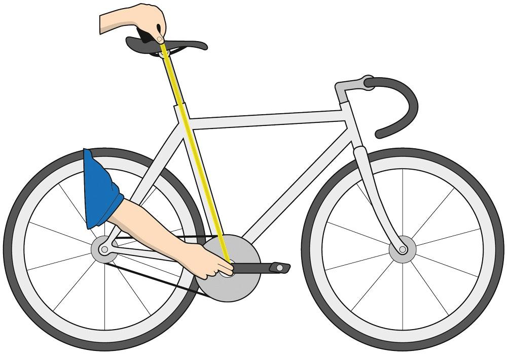 triathloncykel vs racercykel