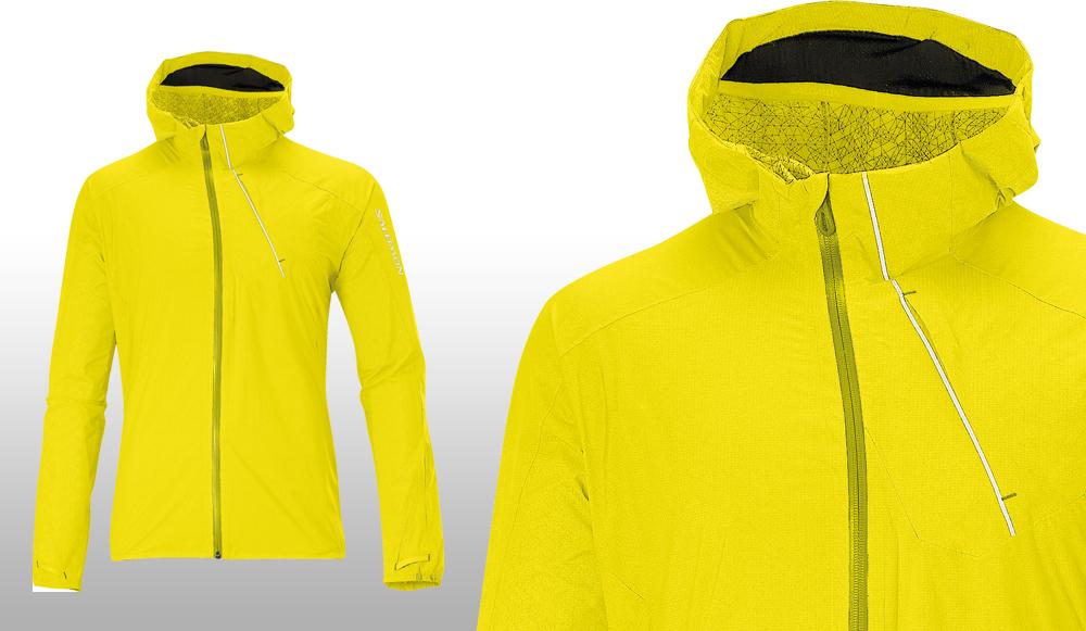 Anmeldelse av Salomon XT WP II Jacket   Aktiv Trening