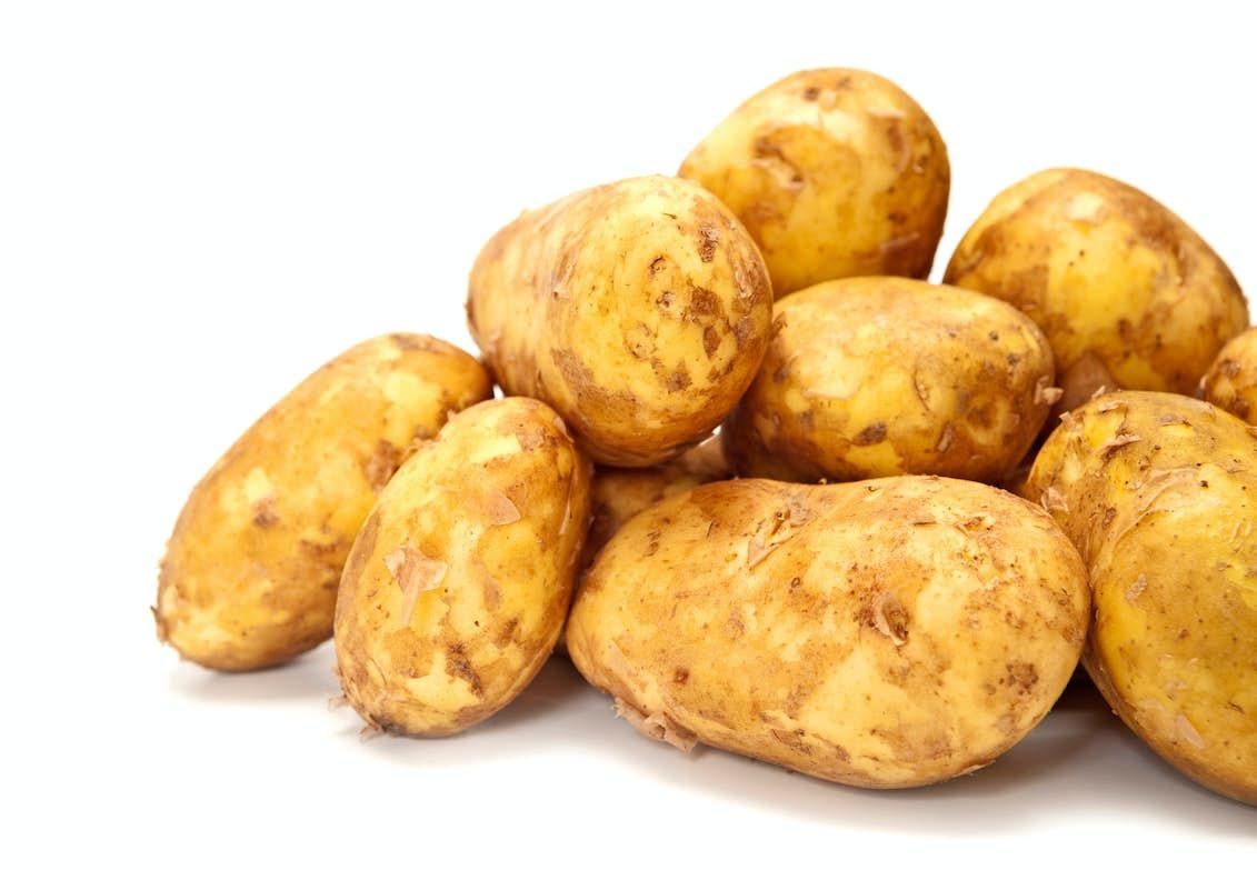 hur mycket potatis per portion