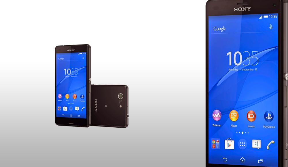 Sony Xperia Z3 Compact smarttelefon (sort) Mobiltelefon