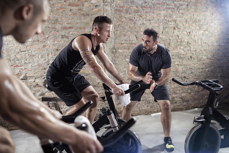 spinning treningsprogram