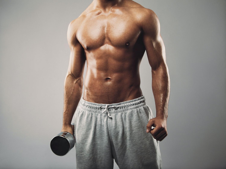 träna bröstmuskler hemma