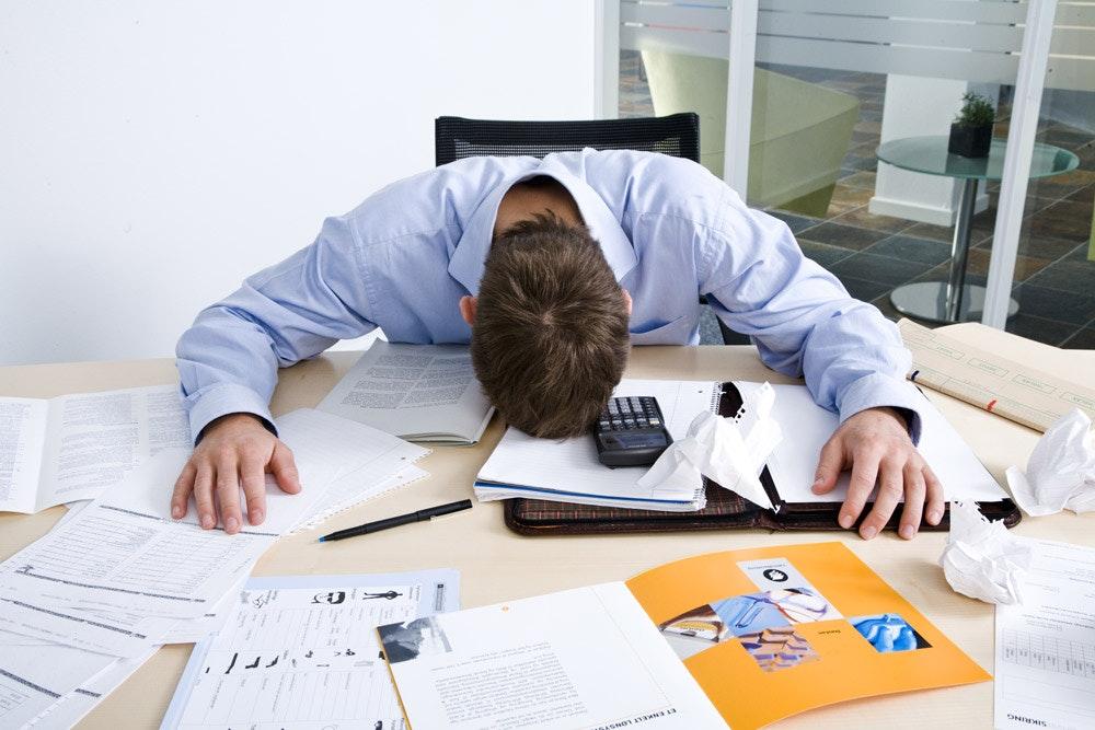 stress skader hjernen