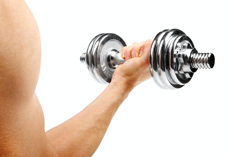 vægte til styrketræning