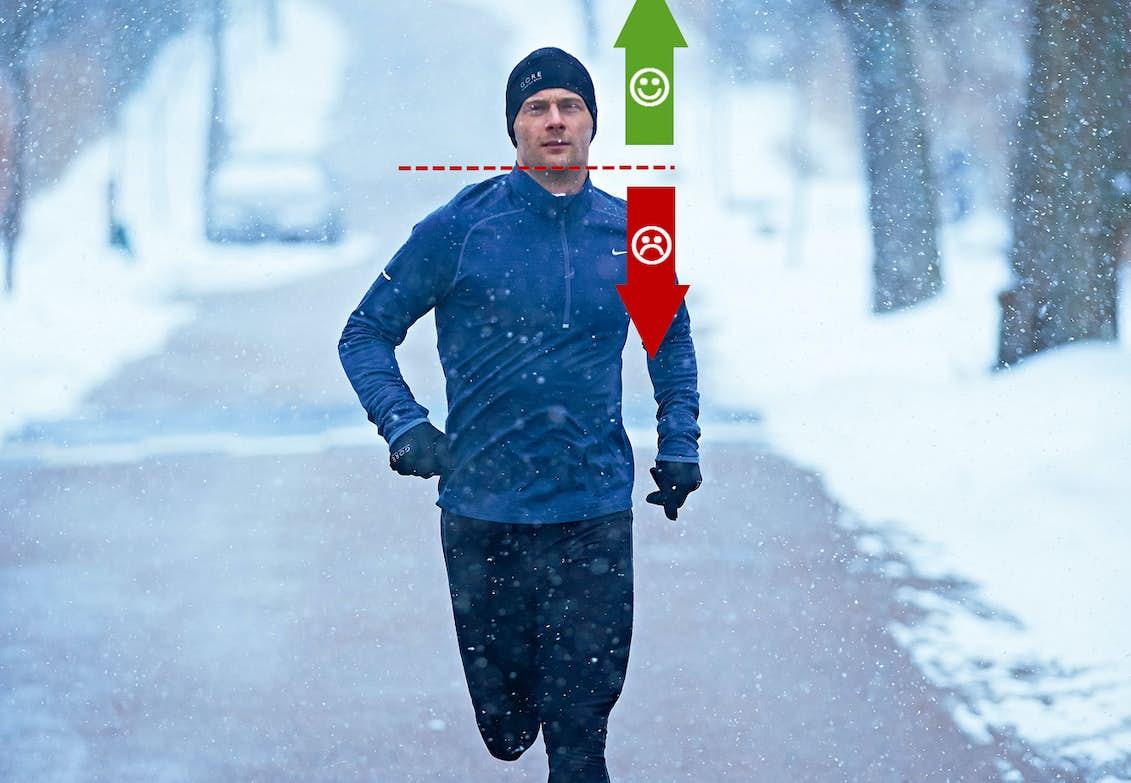 kan man styrketräna när man är förkyld