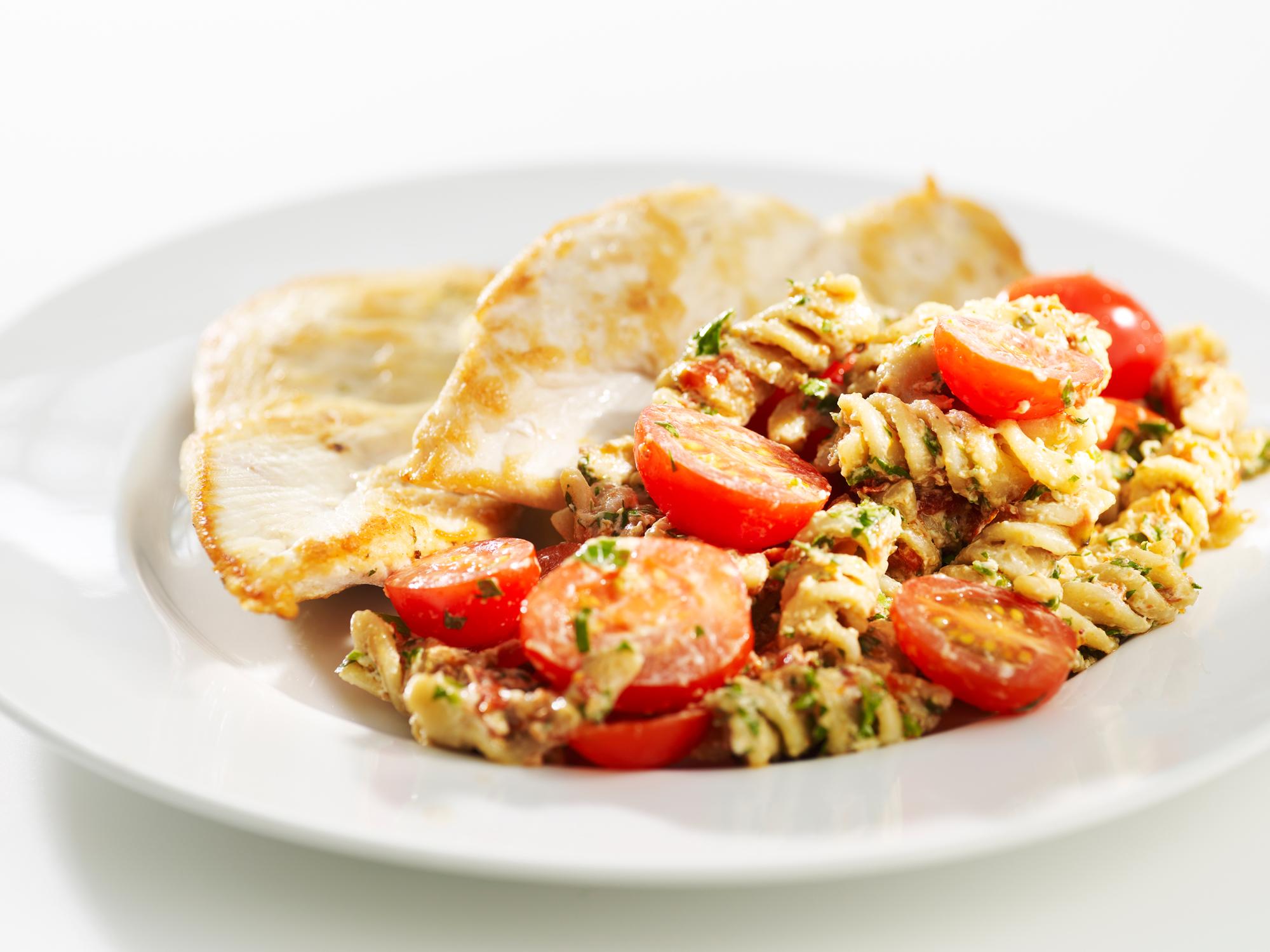 Enkelt salat kjærlighet test