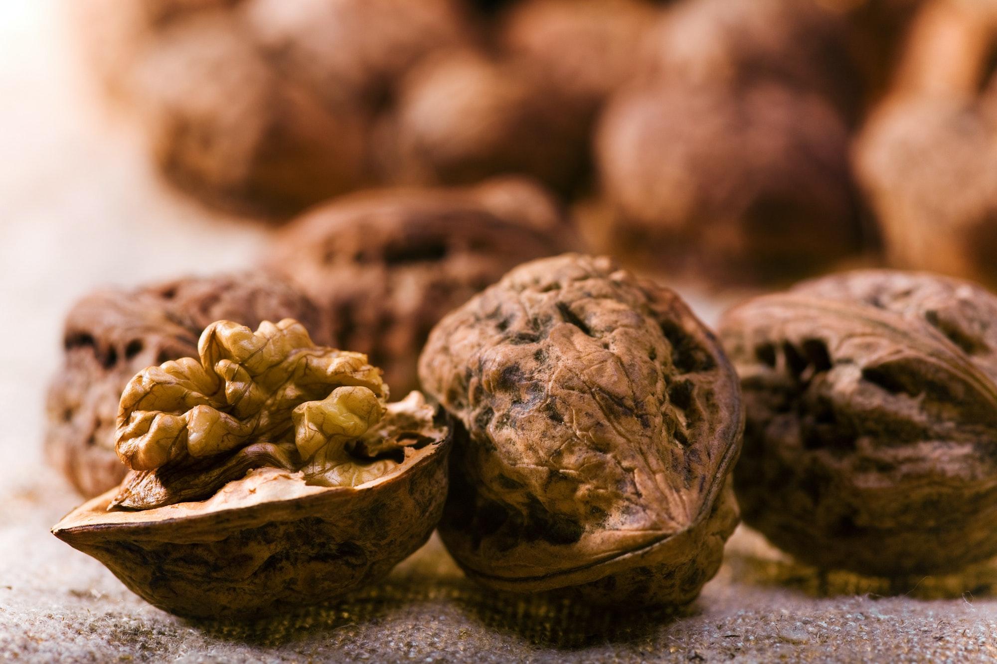 valnötter bra för hjärnan