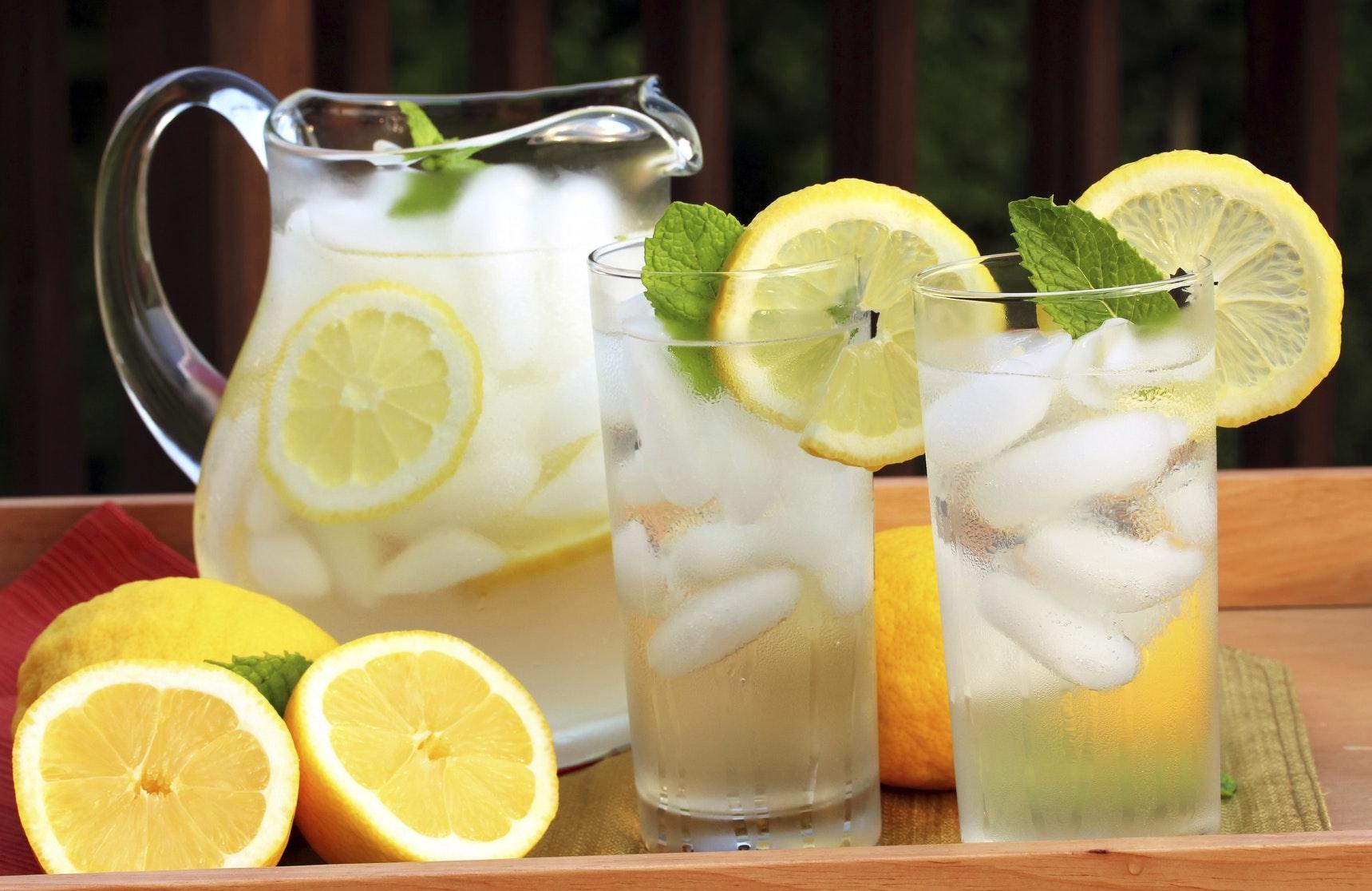 vad är citron bra för