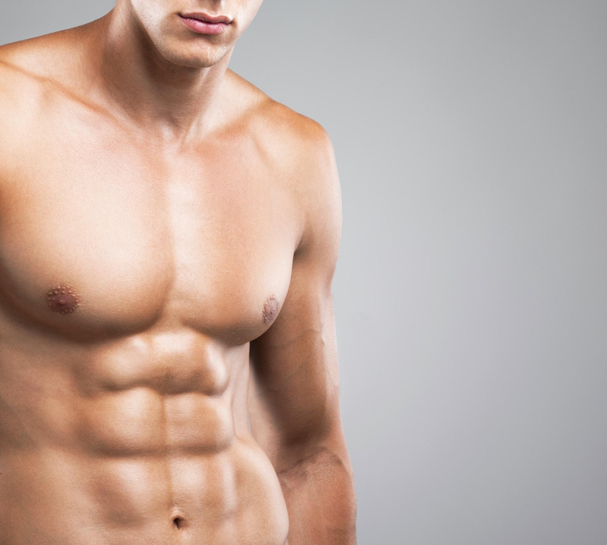 bygge muskler og gå ned i vekt